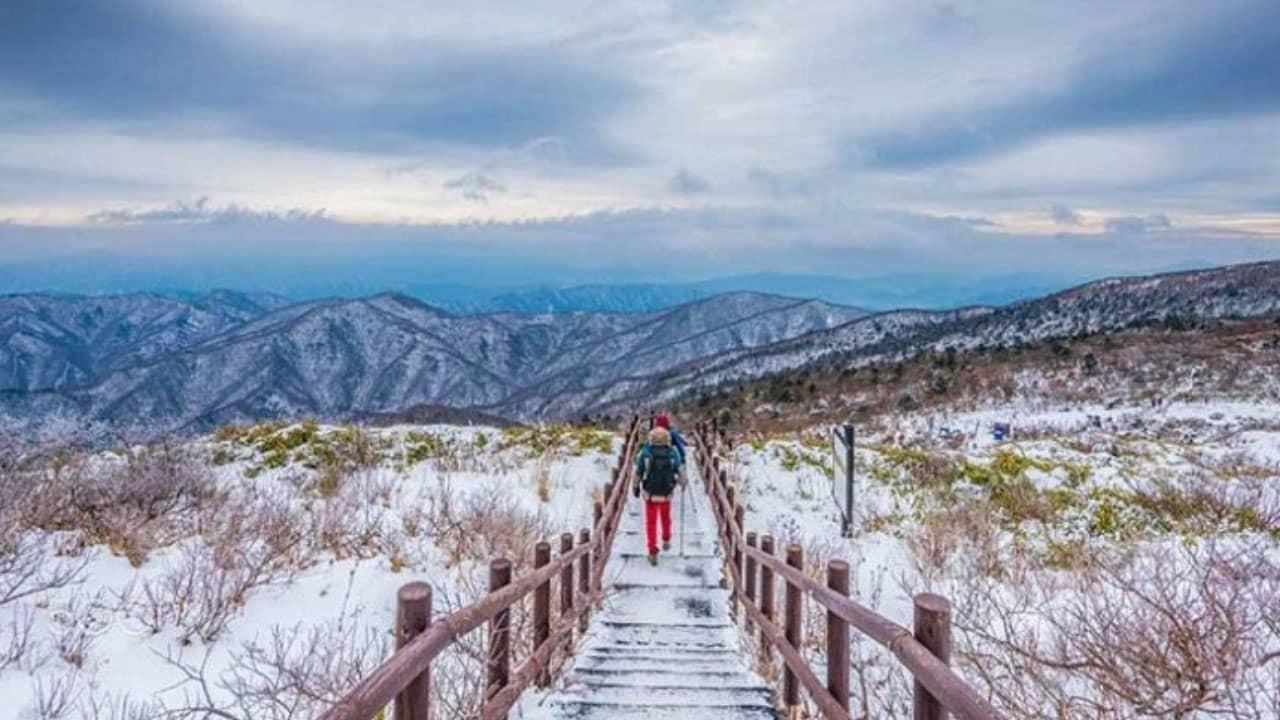 tour Hàn Quốc tháng 12