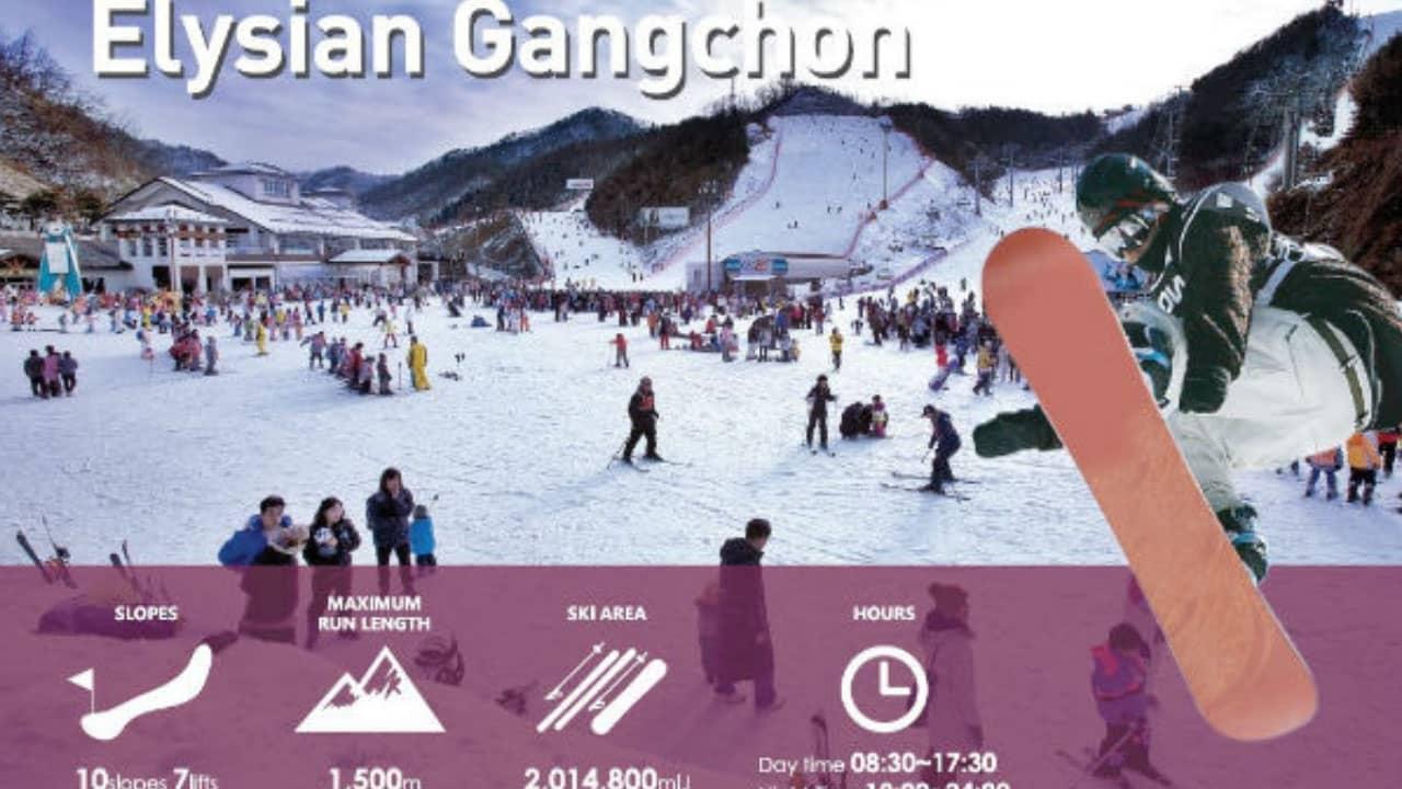 Trượt tuyết tại Elysan