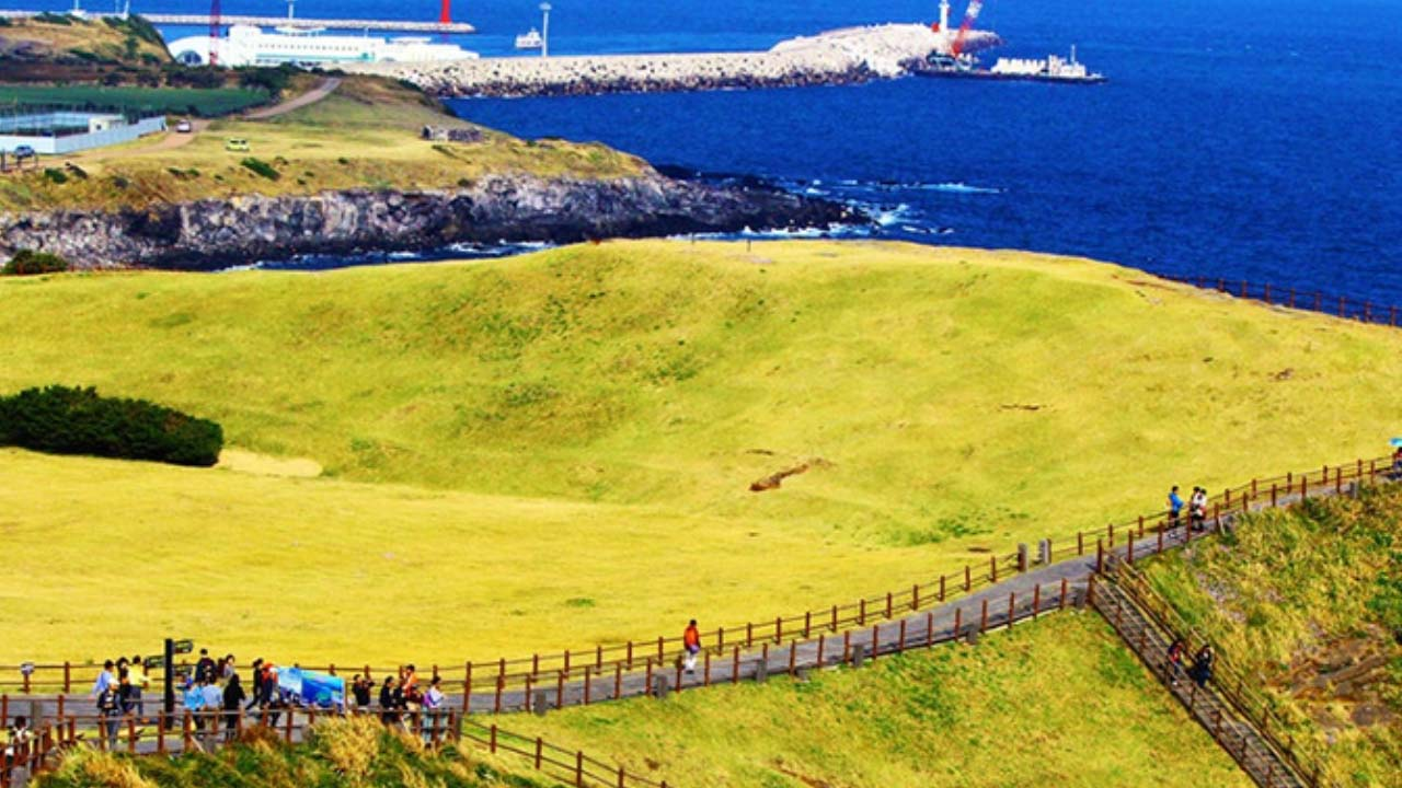 Tour Đà Nẵng đảo Jeju là một trong những tour Hàn Quốc từ Đà Nẵng được yêu thích nhất