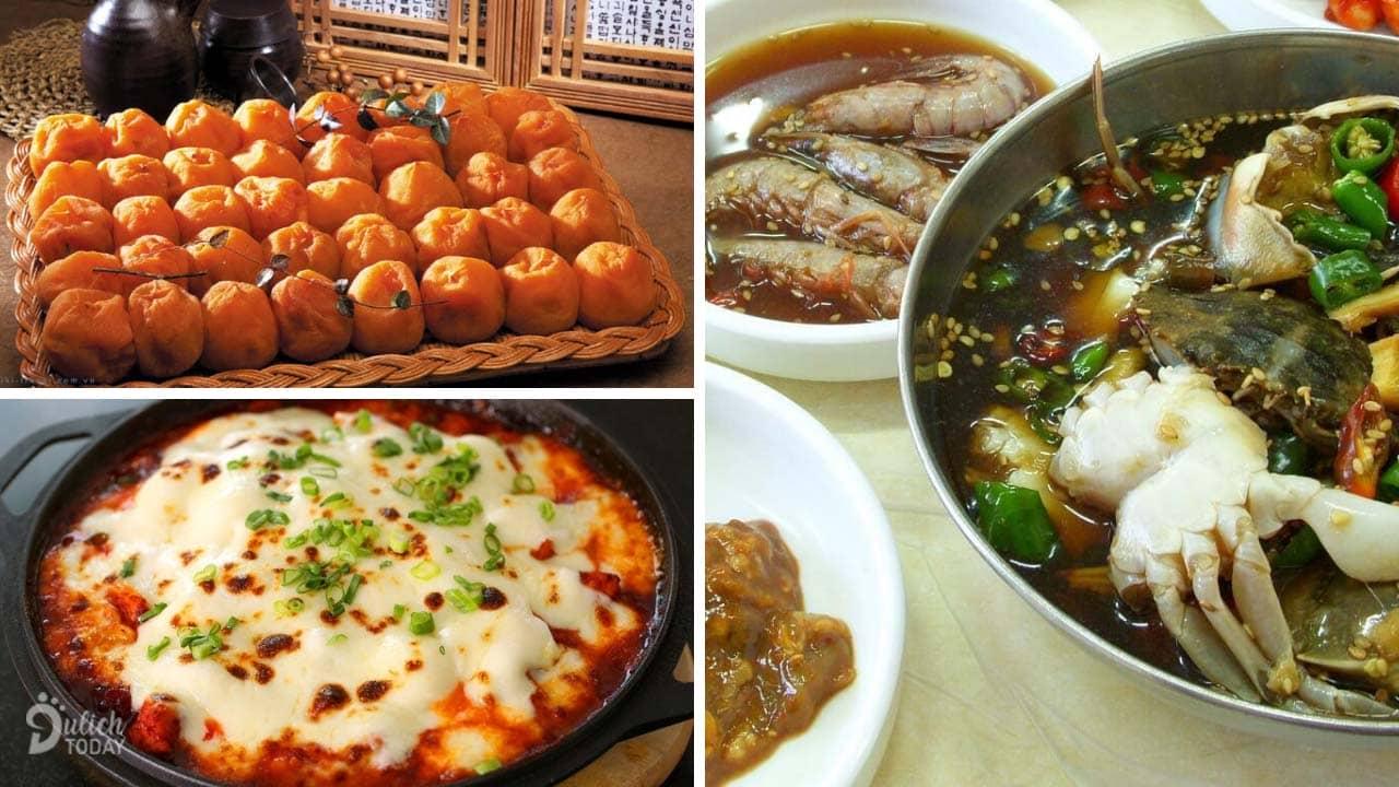 Các món ngon nhất định phải thử khi đến Hàn Quốc