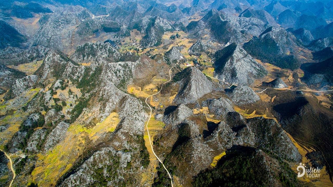 Cao nguyên đá Đồng Văn là một trong những địa điểm đẹp ở Hà Giang