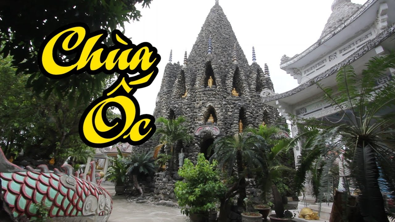 Tìm hiểu Chùa Ốc ngôi chùa nổi tiếng trên Vịnh Cam Ranh