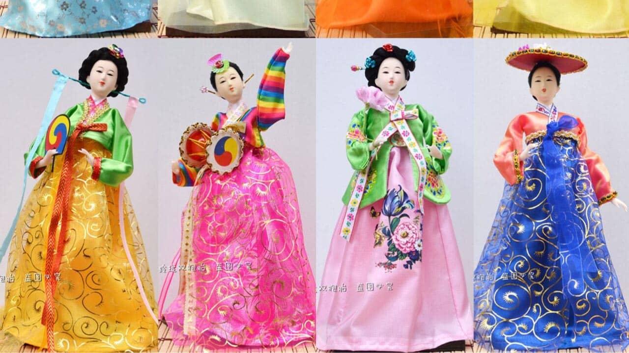 Du lịch Hàn Quốc nhất định phải mua hàng thủ công truyền thống