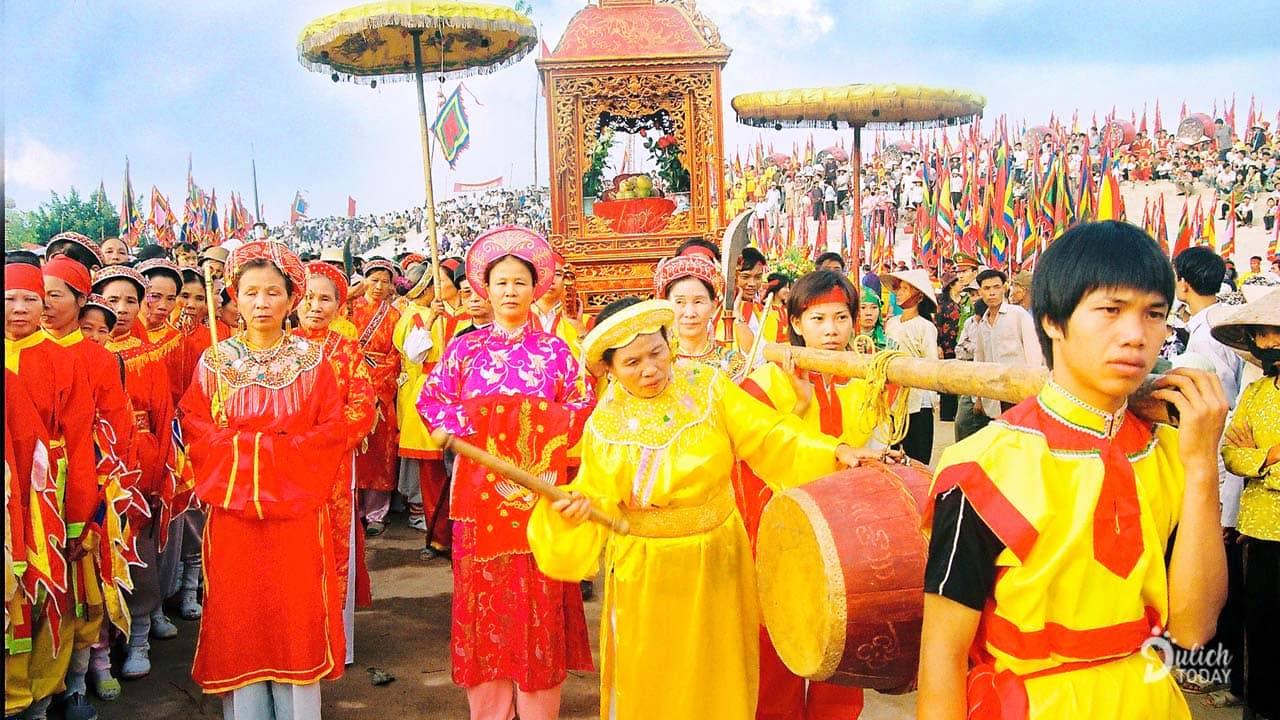 Lễ hội mùa thu Côn Sơn Kiếp Bạc là truyền thống nhiều thập kỷ nay của tỉnh Hải Dương