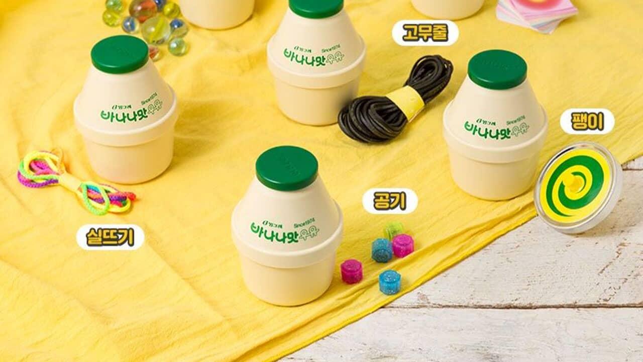 Sữa chuối - loại sữa quốc dân Hàn Quốc tuyệt ngon