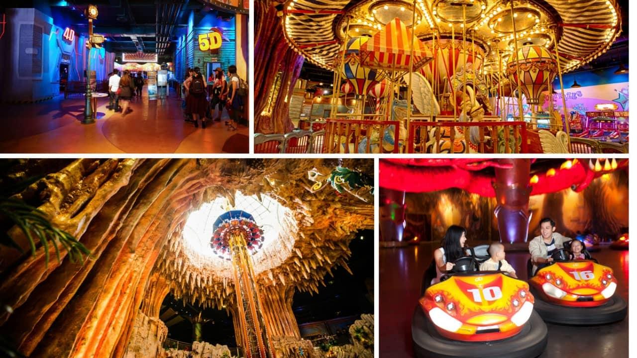 Fantasy Park - điểm đến hấp dẫn tại Đà Nẵng