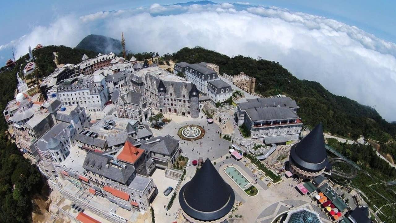 Khu du lịch Bà Nà Hill - Đà Nẵng