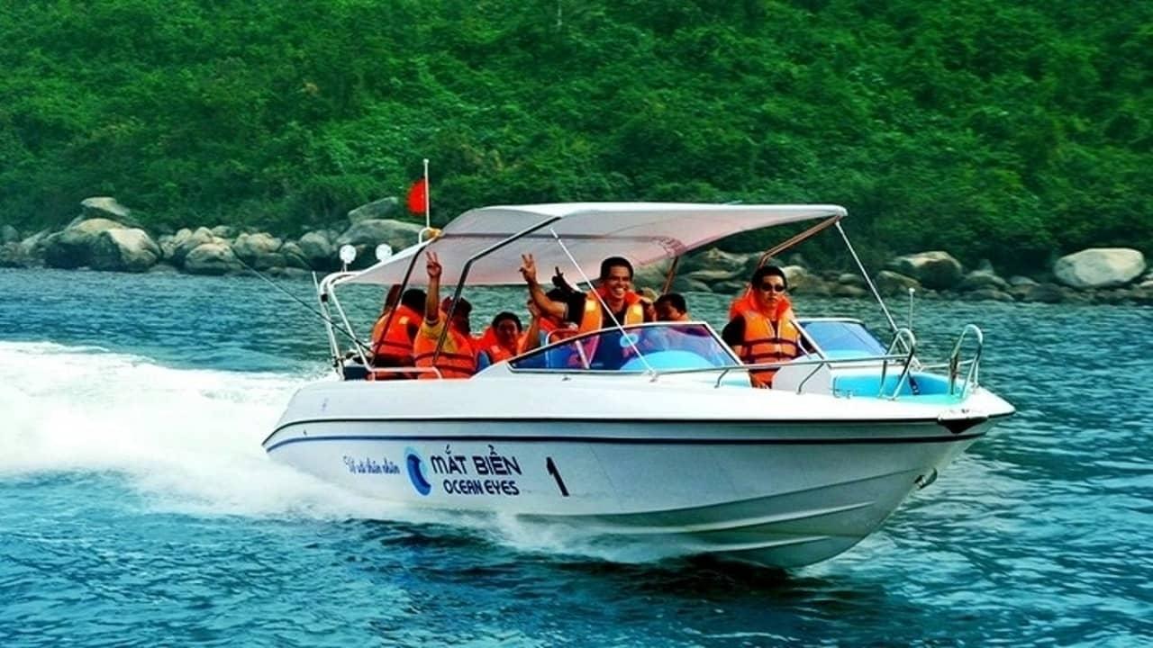 Tour 3 đảo cano Nha Trang 1 ngày