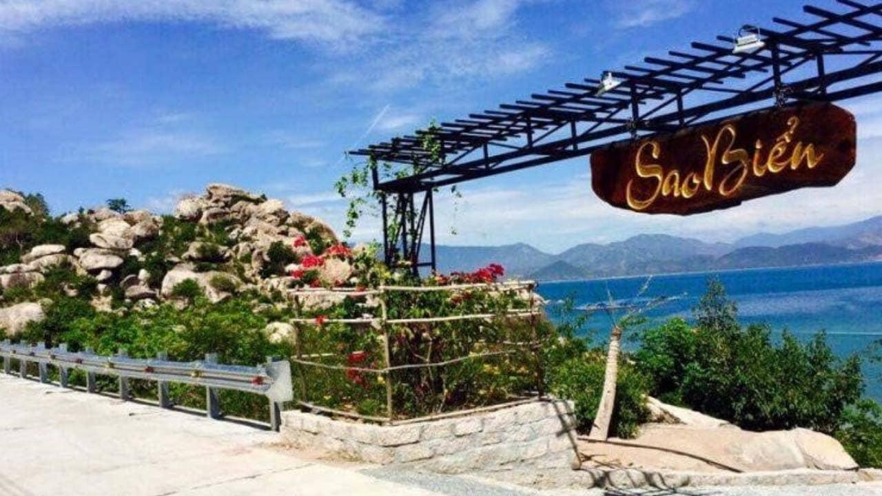 Resort Sao Biển - địa điểm checkin không thể bỏ qua của giới trẻ