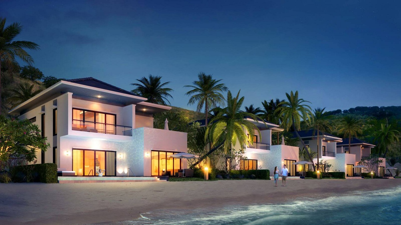 Villa Vinpearl Nha Trang