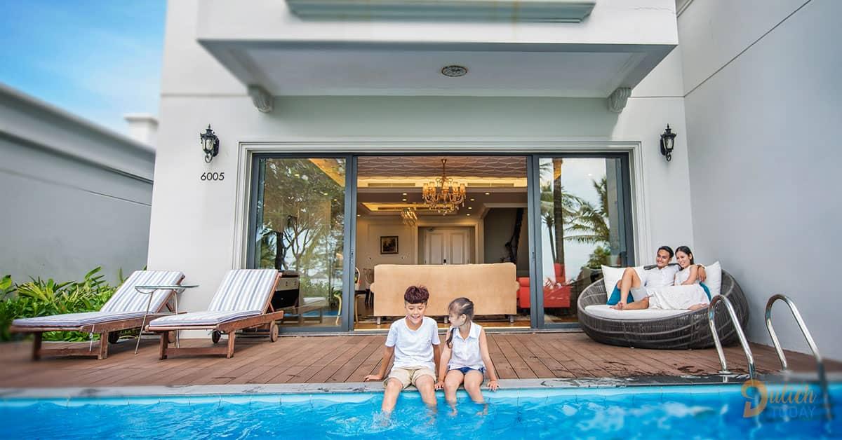 Vinpearl Nha Trang là địa điểm nghỉ dưỡng cho cả gia đình