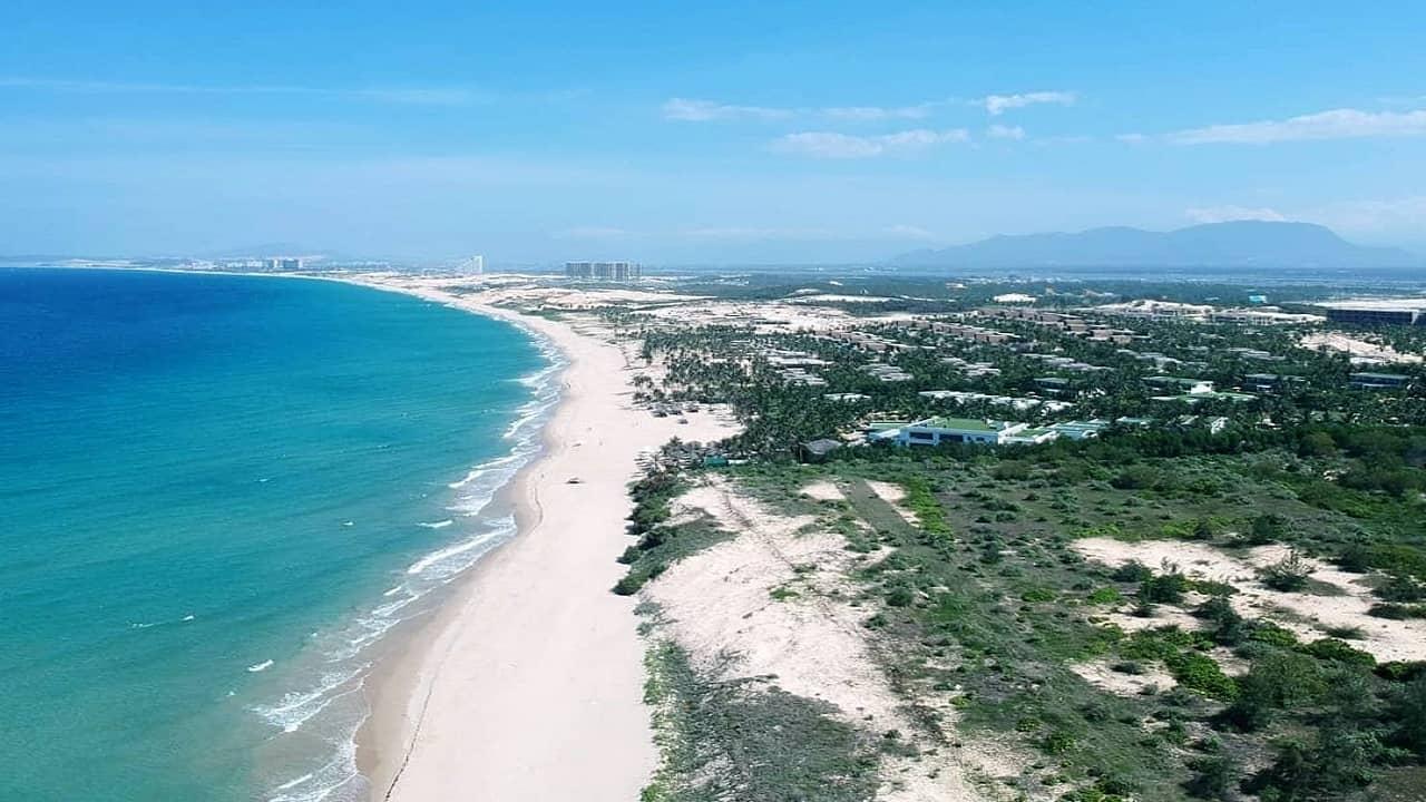 Bãi Dài, Cam Ranh - một bãi biển hoang sơ và nổi tiếng tại Nha Trang