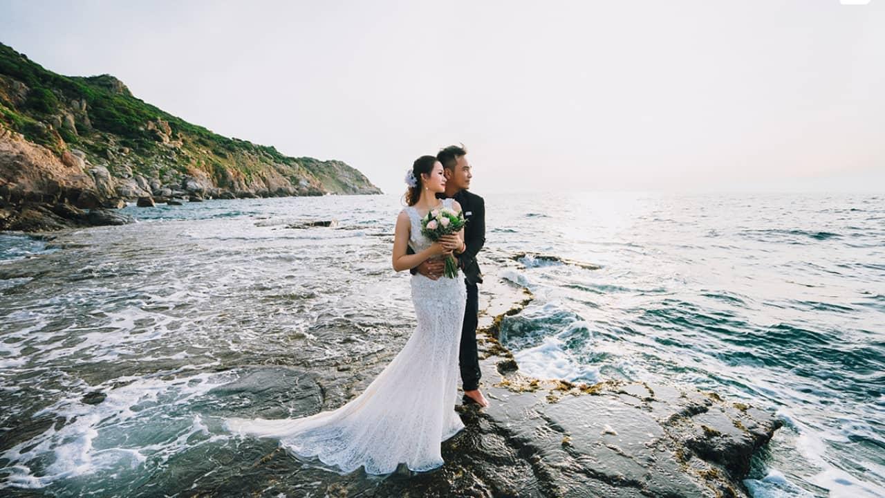 Bình Hưng và Bình Lập nổi tiếng với nhiều nơi có phong cảnh đẹp được nhiều cặp đôi lựa chọn để chụp ảnh cưới.