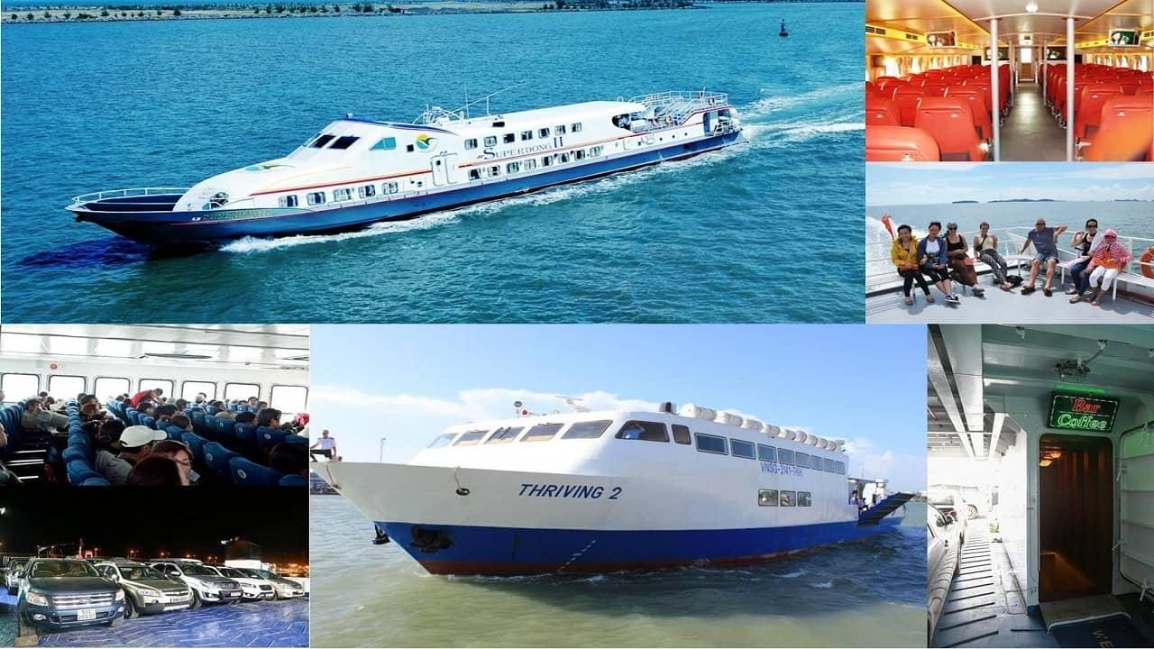 Những lý do bạn nên lựa chọn tàu cao tốc Phú Quốc