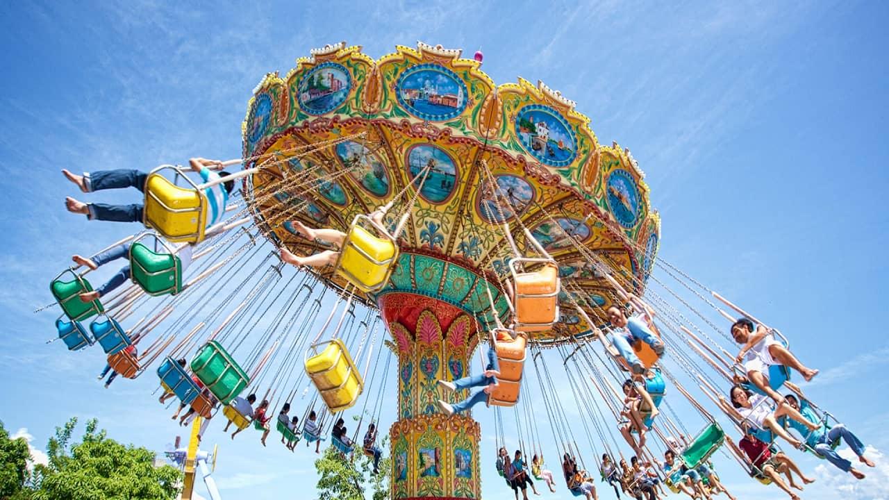 Trải nghiệm nổi bật trong chuyến du lịch sẽ là khu vui chơi Vinpearl Nha Trang