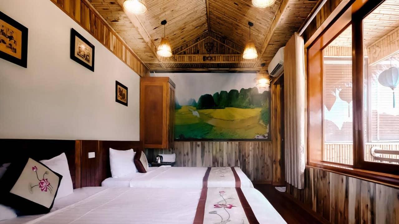 Hang Múa Ecolodge - resort được du khách ưa chuộng nhất