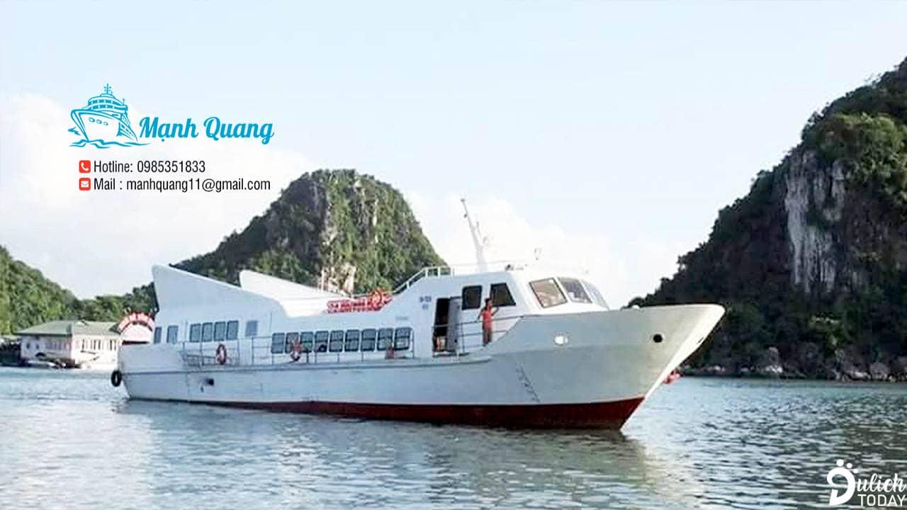 Tàu cao tốc Mạnh Quang