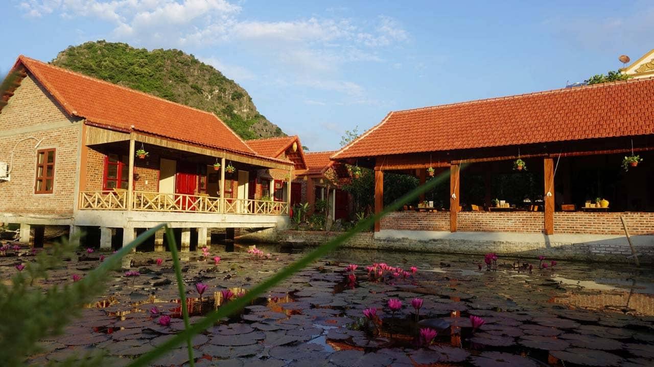 Tràng An Village Homestay - khu nghỉ dưỡng đậm chất Việt