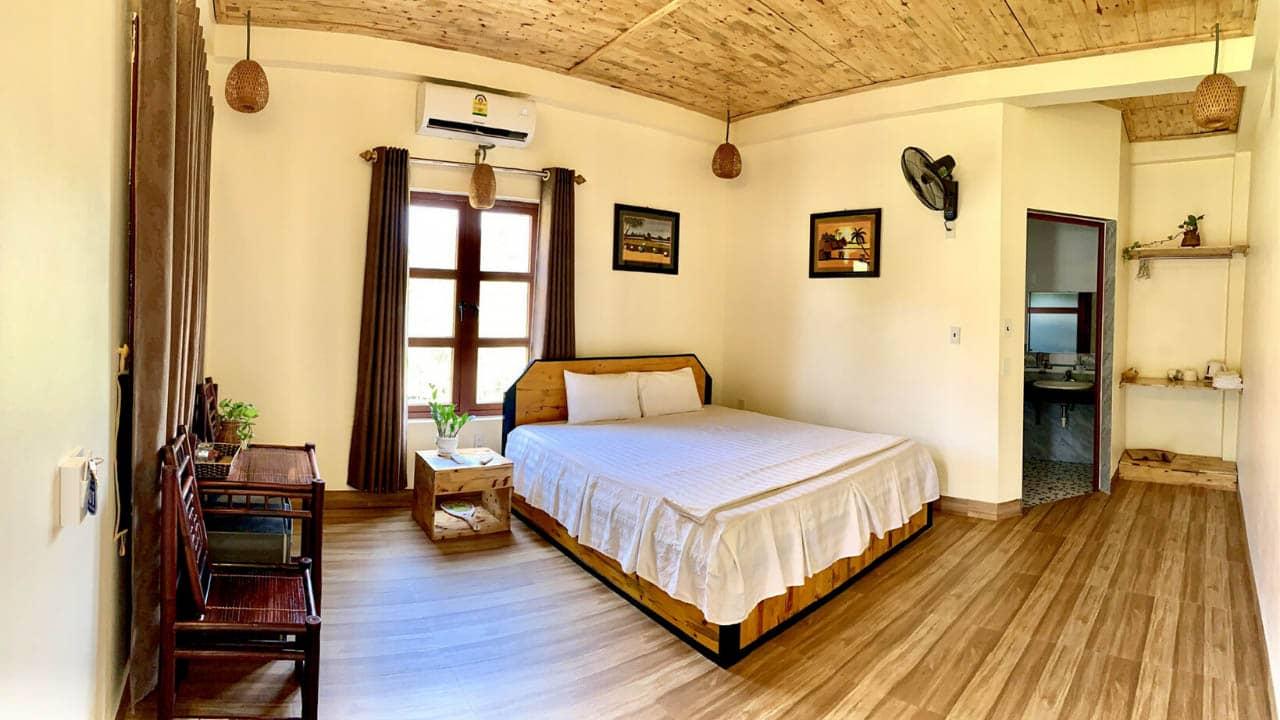 Tràng An Village Homestay với phòng ngủ đầy đủ tiện nghi