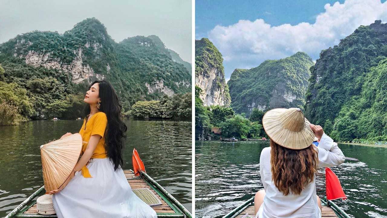 Checkin siêu ảo tại địa điểm du lịch nổi tiếng nhất Ninh Bình - Tràng An