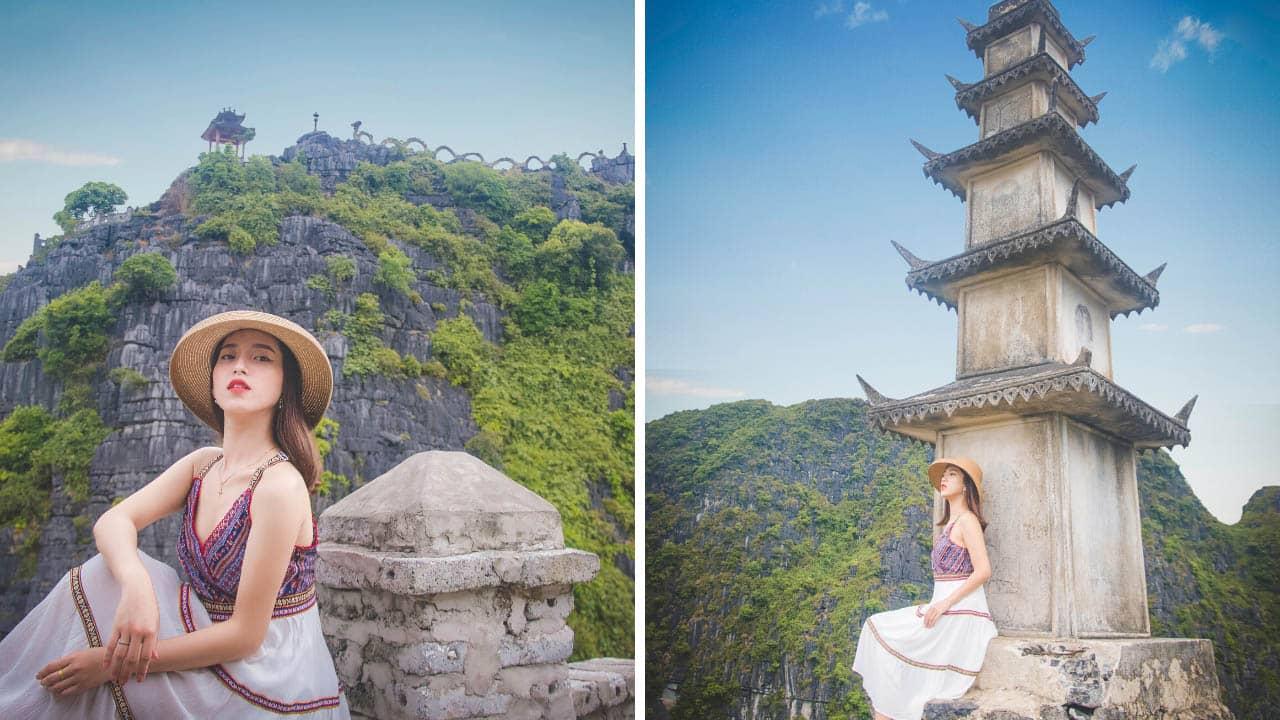 Chiêm ngưỡng thiên nhiên hùng vĩ tại đỉnh Hang Múa