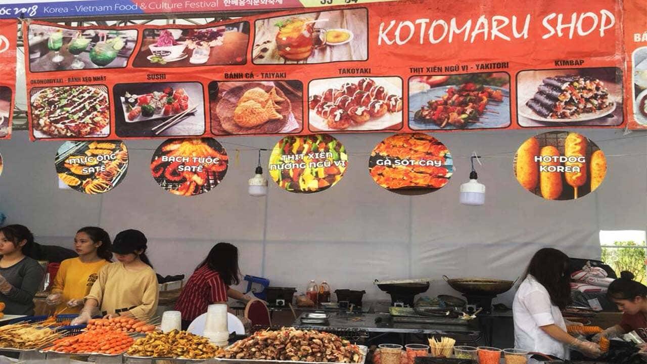 Trải nghiệm thiên đường ẩm thực Hàn Quốc ngay giữa lòng Hà Nội