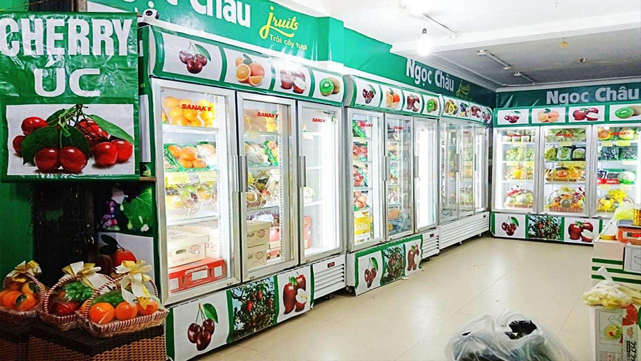 Chuỗi cửa hàng Ngọc Châu Fruits
