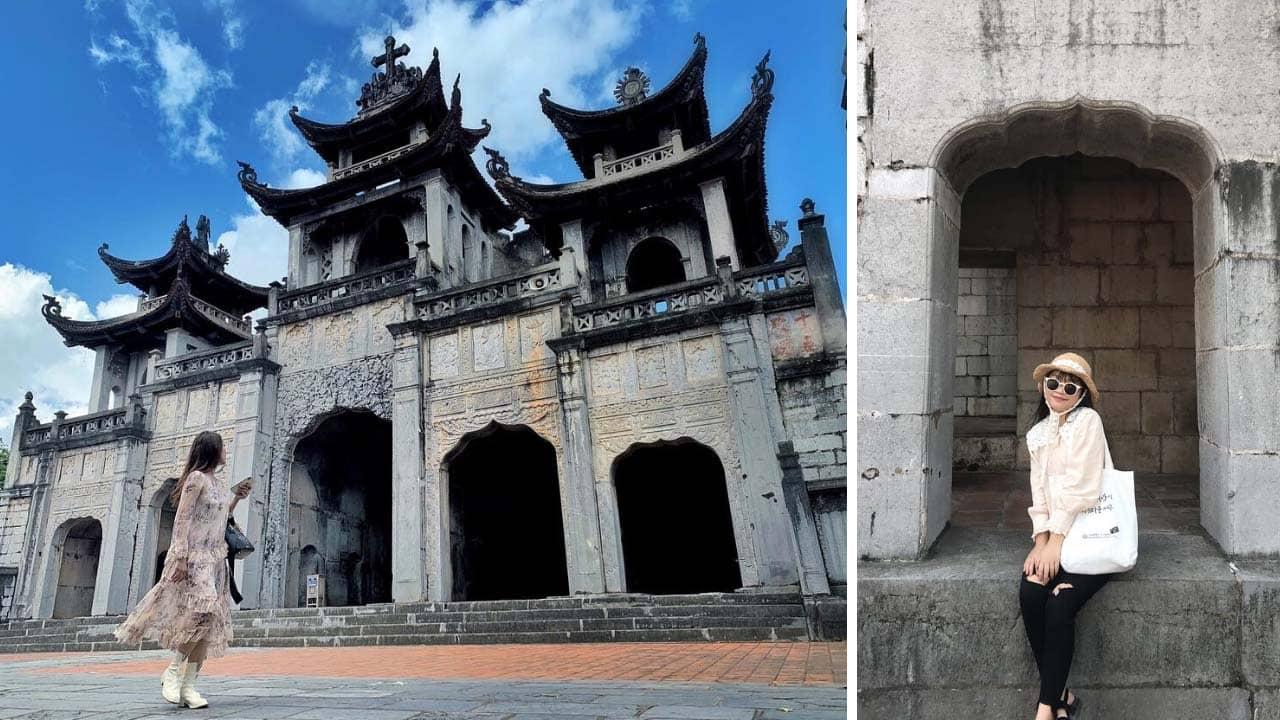 Nhà thờ Phát Diệm - nhà thờ Công Giáo đẹp nhất Việt Nam