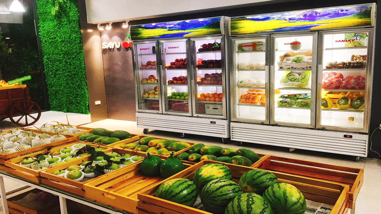 Cửa hàng Savu Fruits