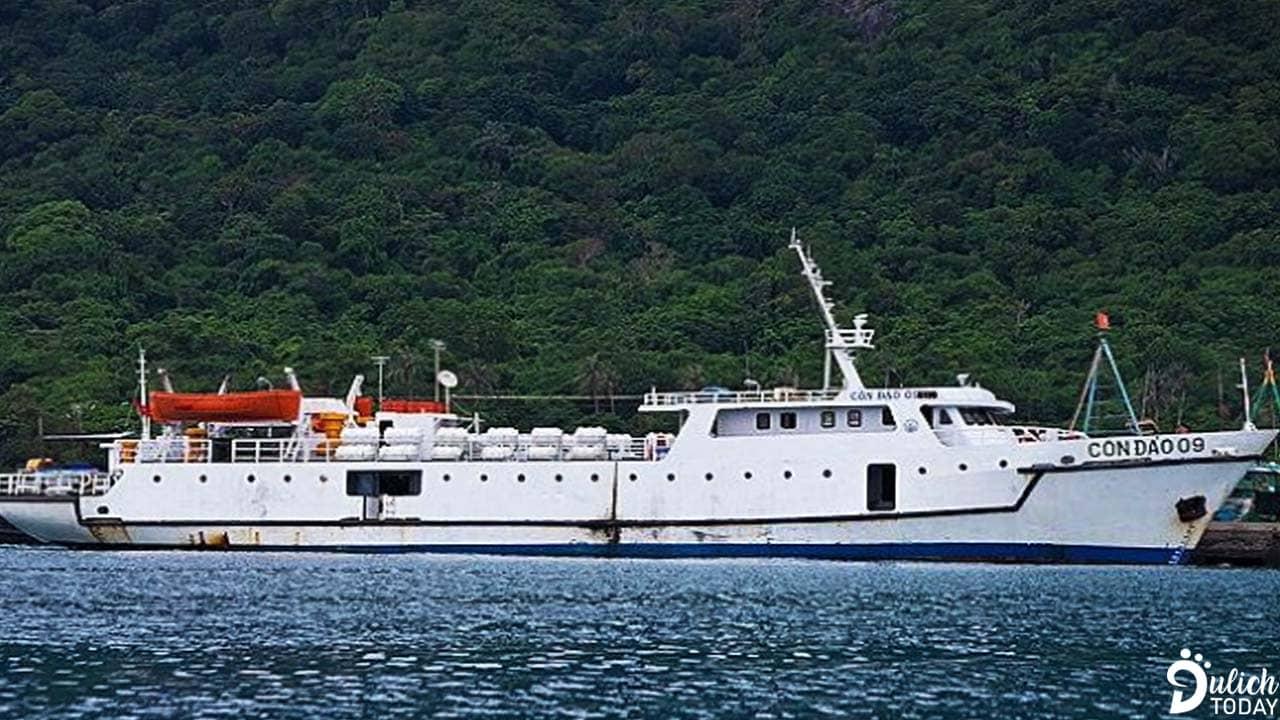Tàu Côn Đảo 09 và tàu Côn Đảo 10