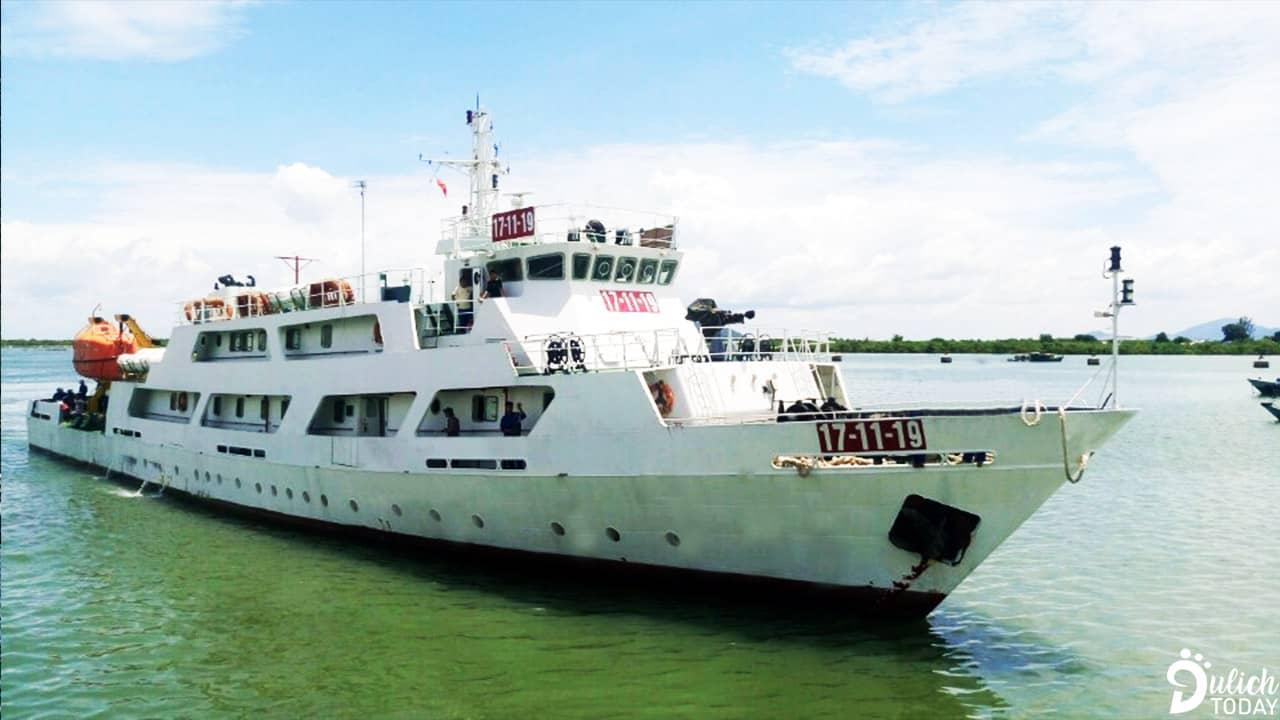 Tàu CQ-03 giá rẻ
