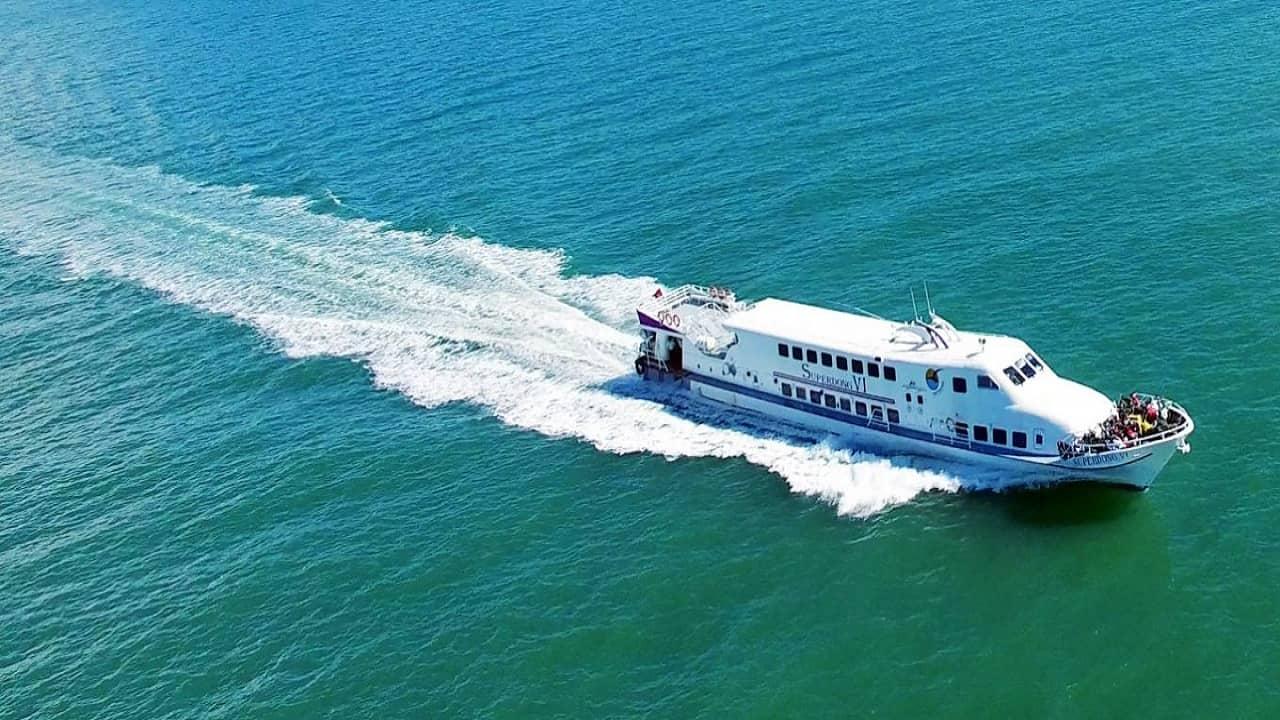 Tại sao nên lựa chọn tàu cao tốc Vũng Tàu