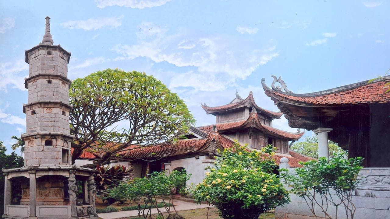 Chùa Dâu Bắc Ninh
