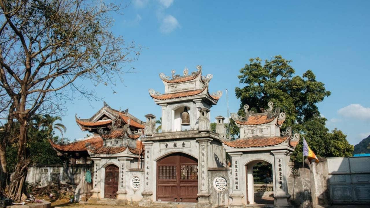 Đền thờ công chúa Phật Kim tại Cố đô Hoa Lư