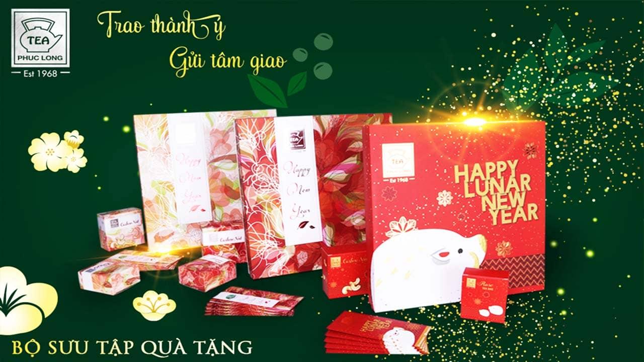 Trà Phúc Long - thương hiệu Trà Sài Gòn nổi tiếng khắp cả nước
