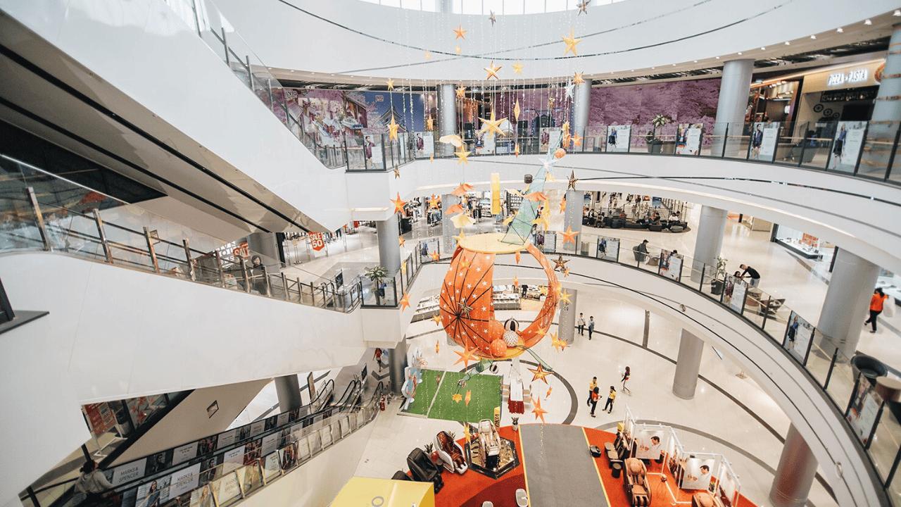 Aeon Mall Long Biên - địa điểm hẹn hò kết hợp vui chơi giải trí