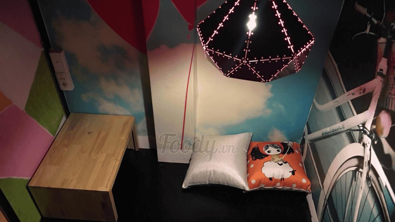 Love Box Cafe - địa điểm hẹn hò mang tới sự ngọt ngào lãng mạn
