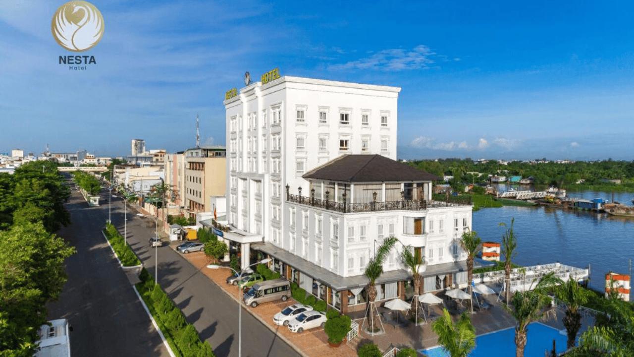 Khách sạn Nesta Cần Thơ - con thiên nga trắng của thành phố Cần Thơ