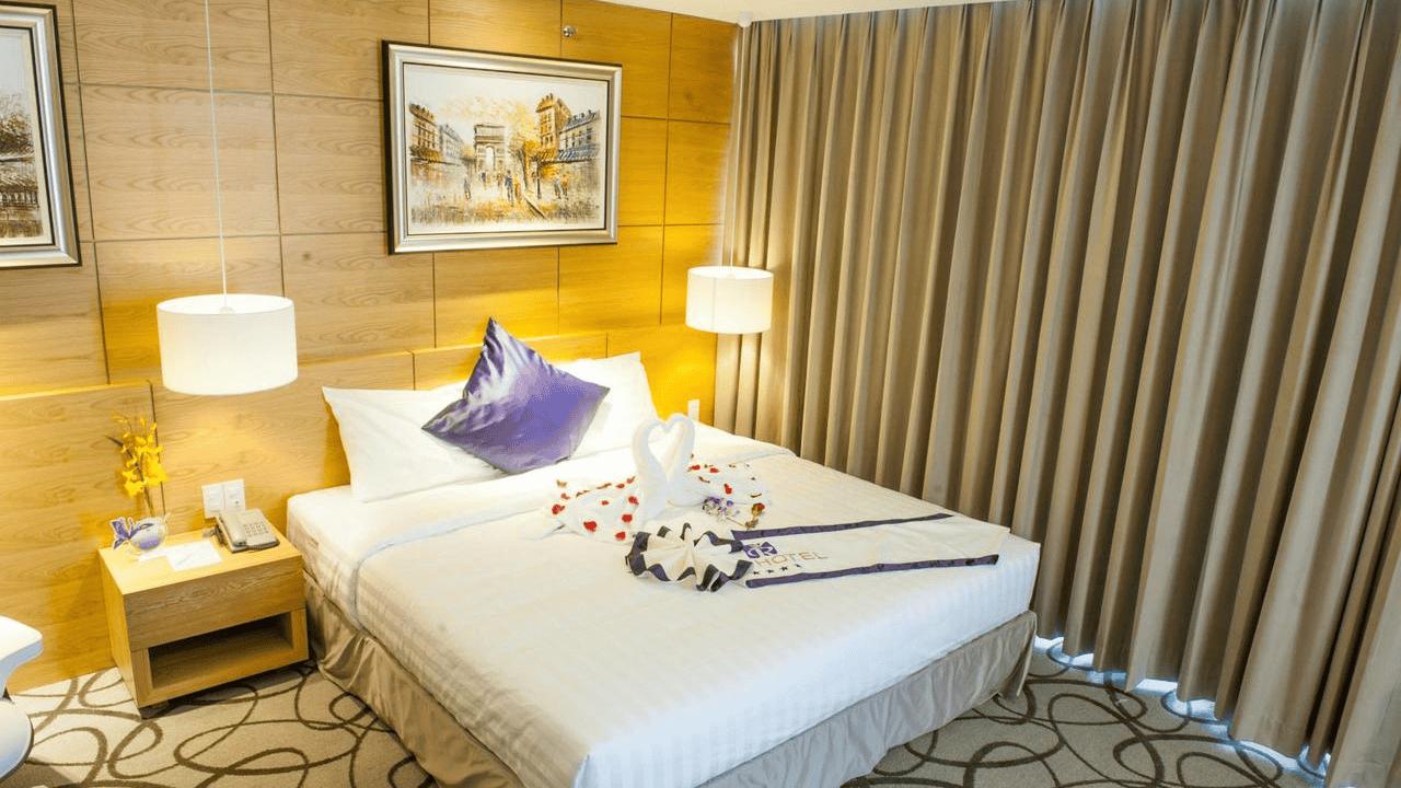 Khách sạn Iris Cần Thơ - thiết kế trang nhã làm siêu lòng mọi du khách