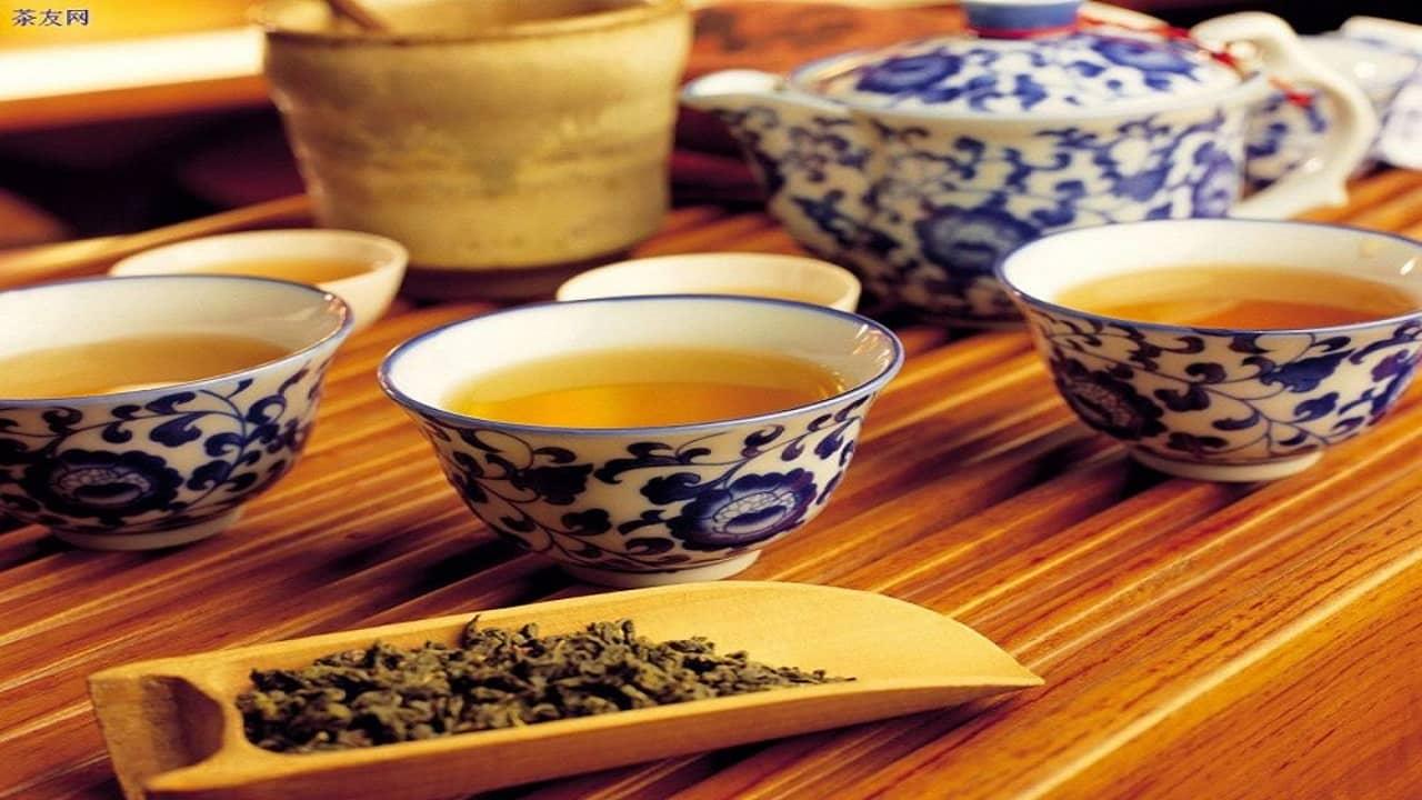 Trà cung đình Huế - trà thơm hảo hạng bậc nhất cố đô