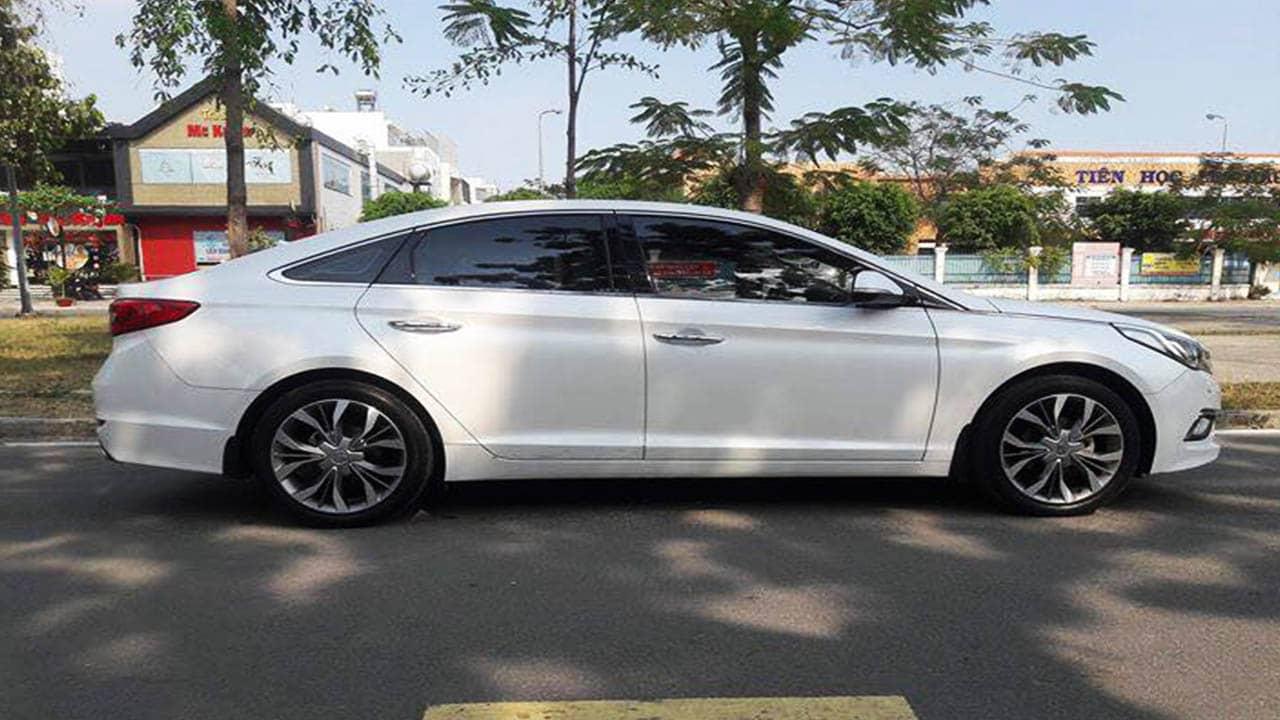 Dịch vụ cho thuê xe ô tô tự lái ở Vũng Tàu: Happy Car Hoàng Tuấn