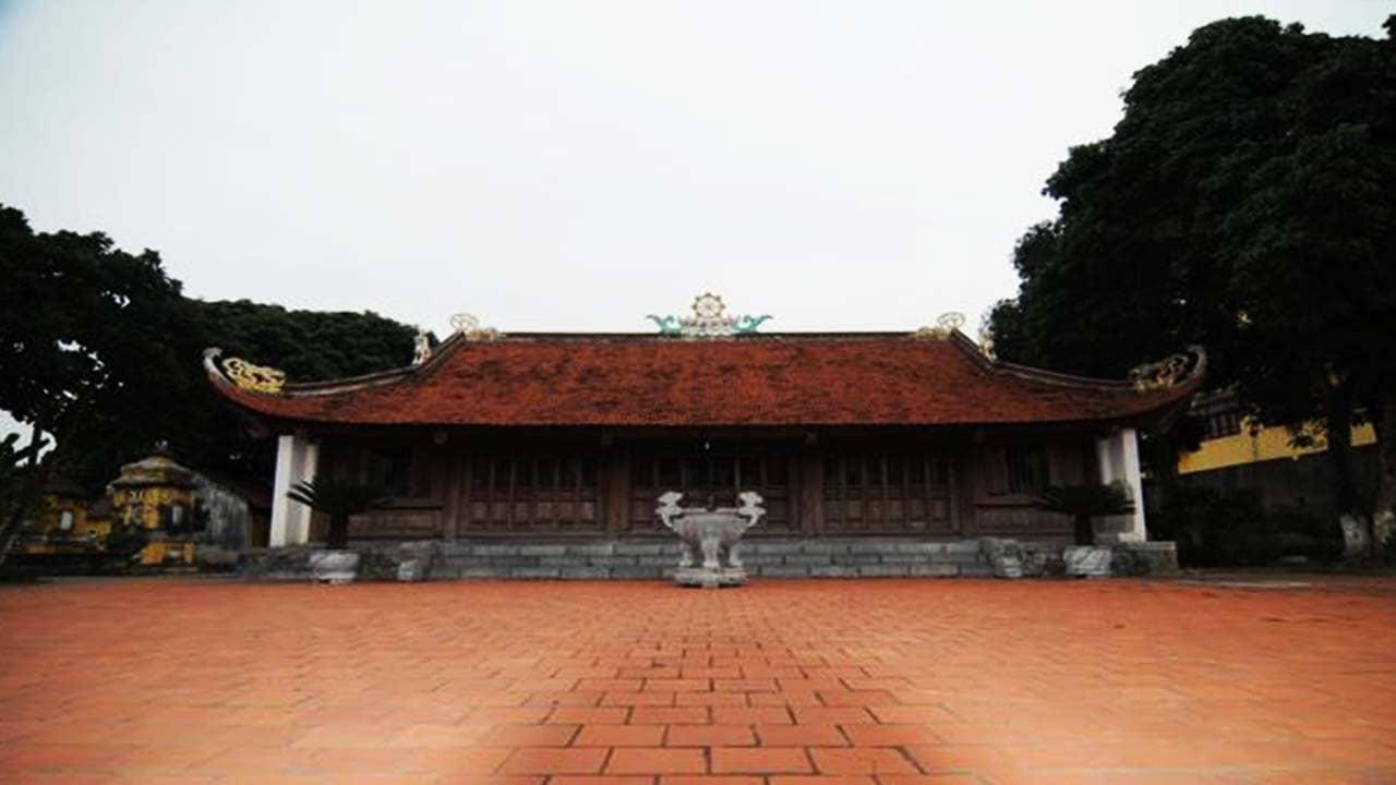 Chùa Quảng Ninh cổ: chùa Yên Đông