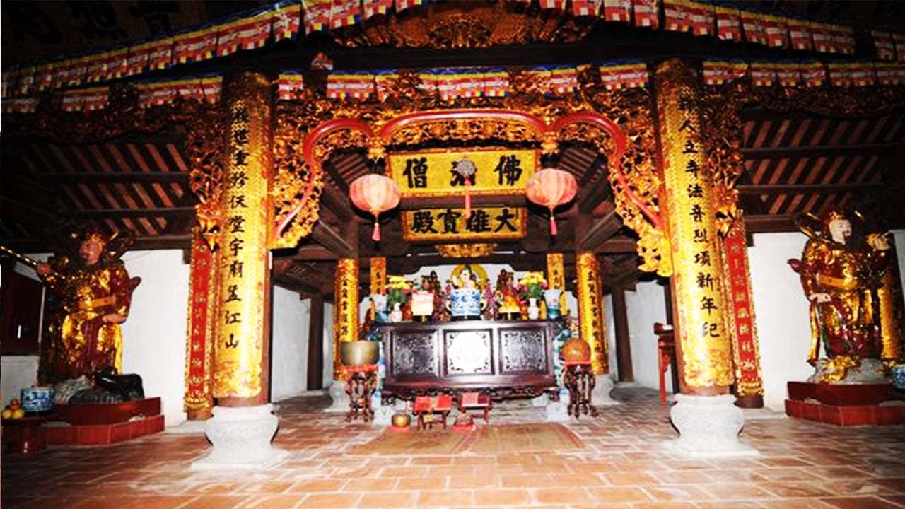 chùa Yên Đông Quảng Yên
