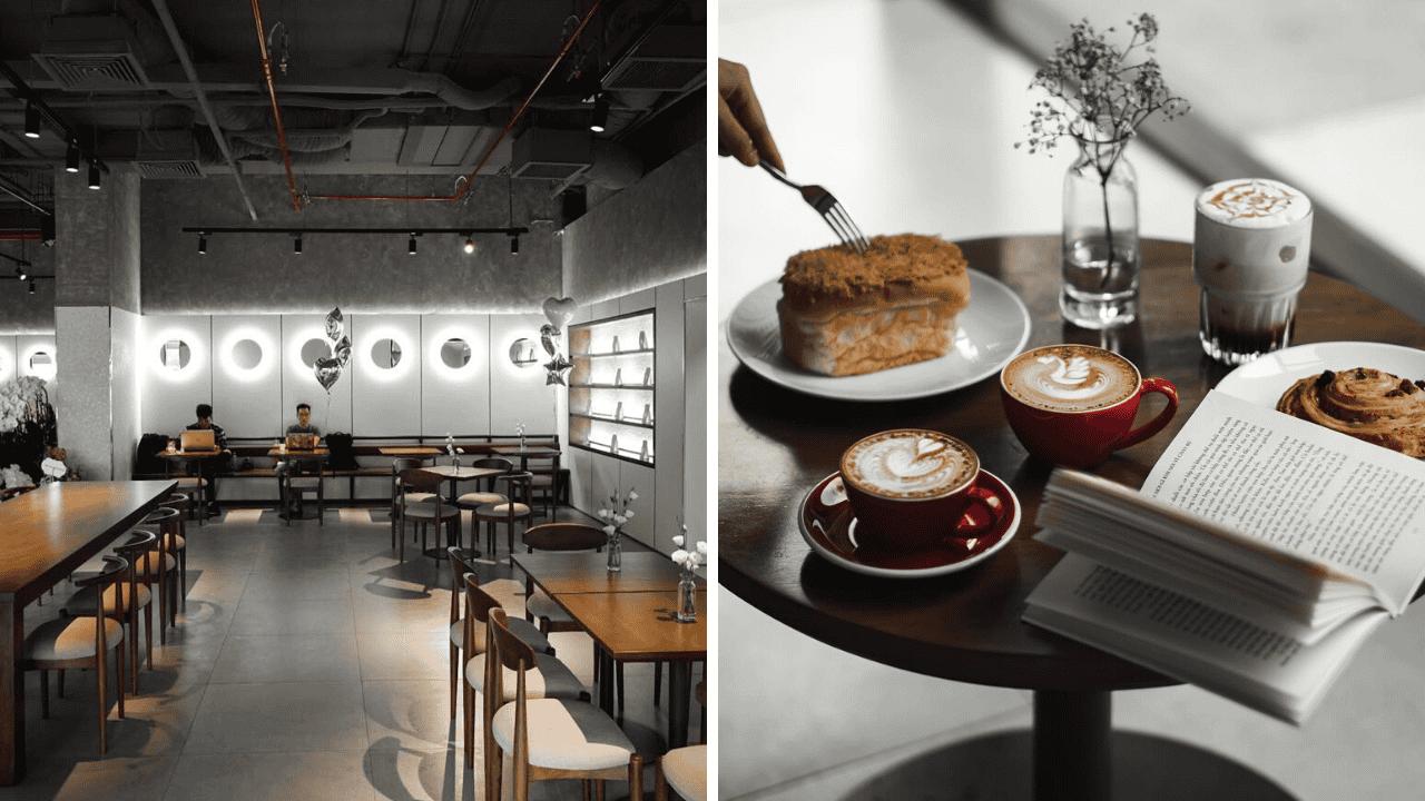 A'dor Cafe là địa điểm valentine Sài Gòn có view xịn sò