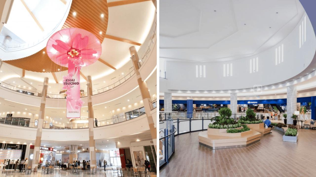 Aeon Mall Tân Phú Celadon - địa điểm hẹn hò kết hợp với mua sắm