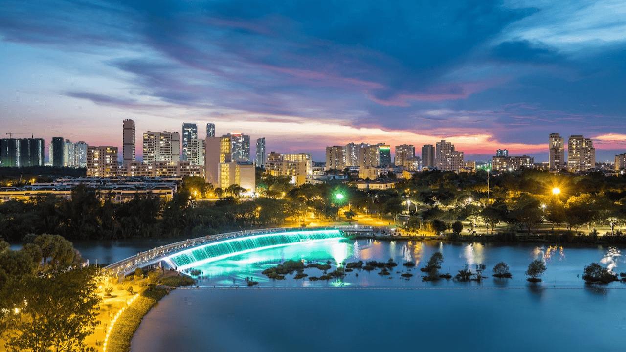 Địa điểm valentine Sài Gòn lãng mạn bậc nhất - cầu Ánh Sao