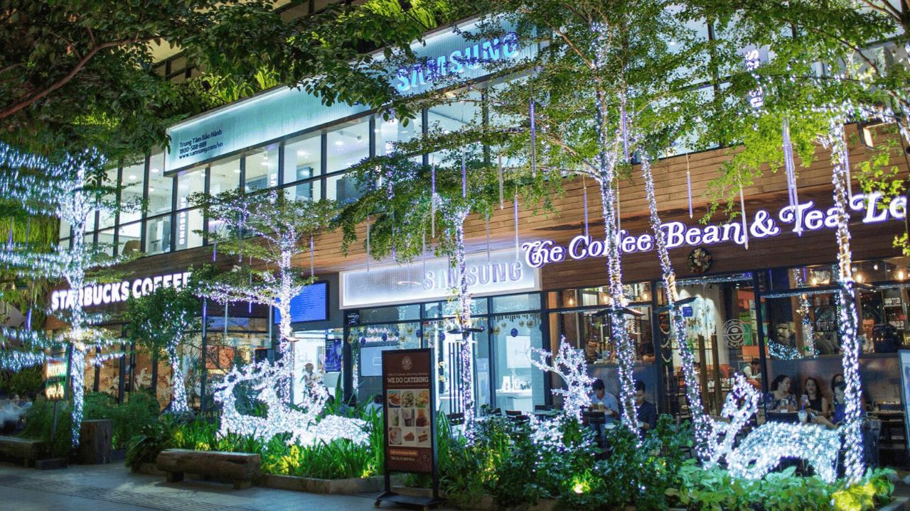 Địa điểm valentine Sài Gòn có không gian xanh độc đáo - Sai Gon Garden