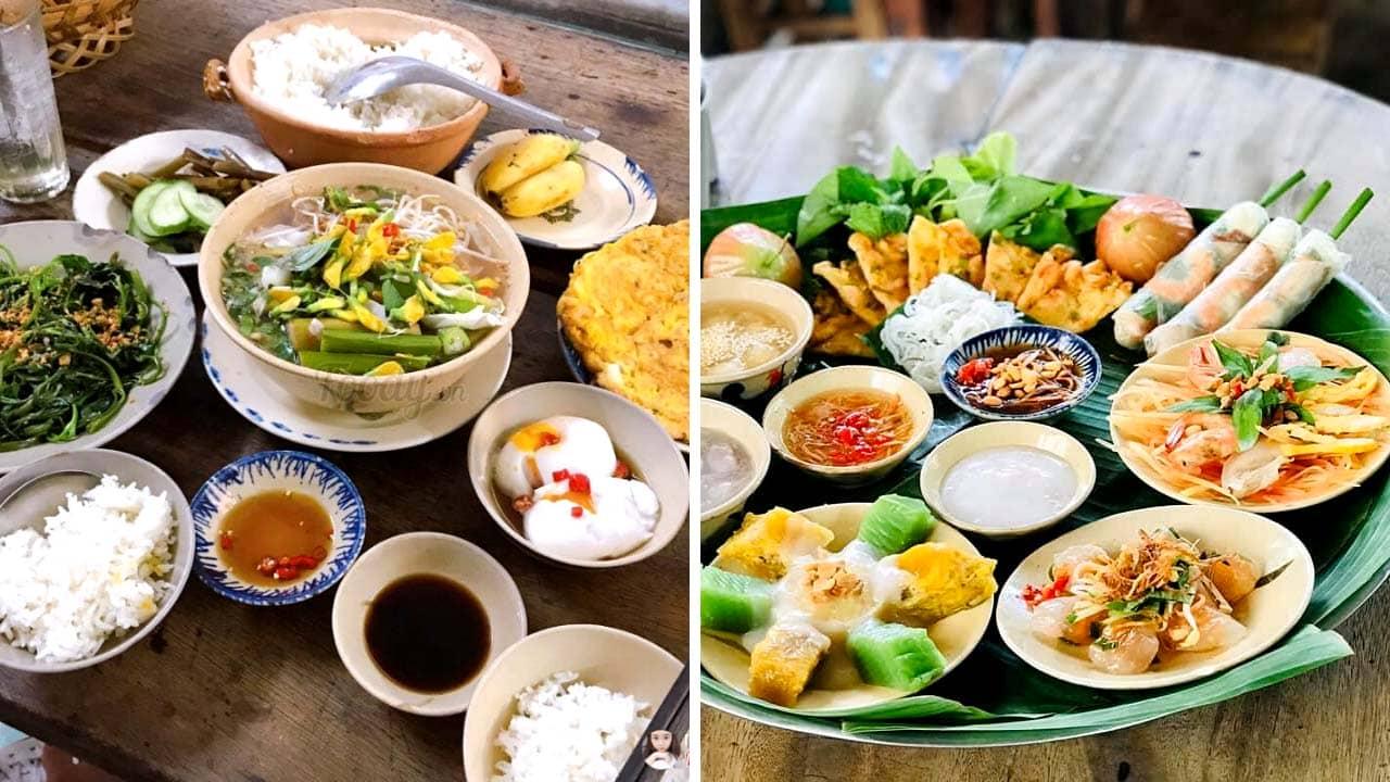 Các món ăn không thể bỏ lỡ khi đi du lịch Cần Thơ tự túc