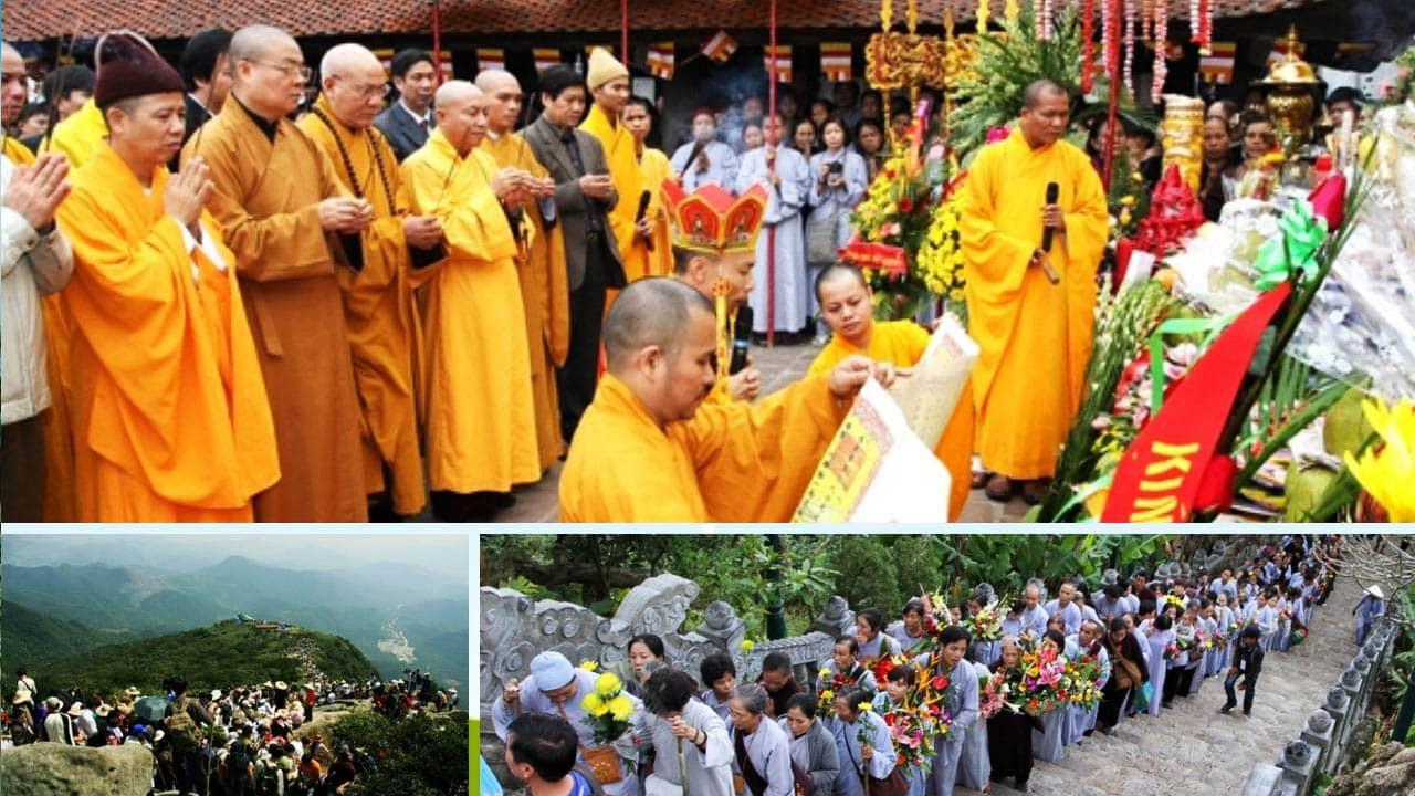 Lễ hội chùa Yên Tử