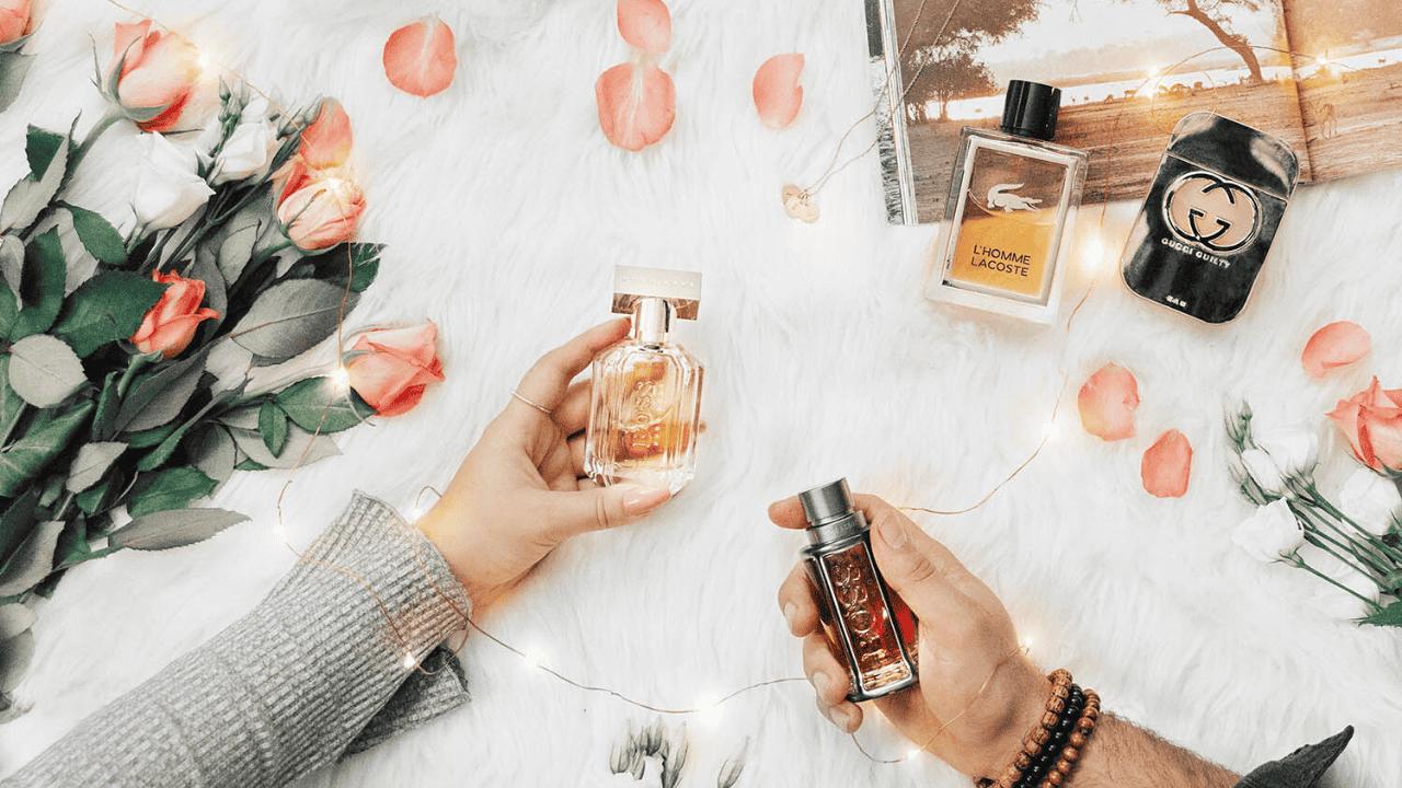 Nước hoa là món quà thể hiện sự tinh tế với phái nữ